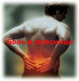 Боль в пояснице Лечение Киев