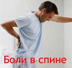 Боли в спине Лечение Киев